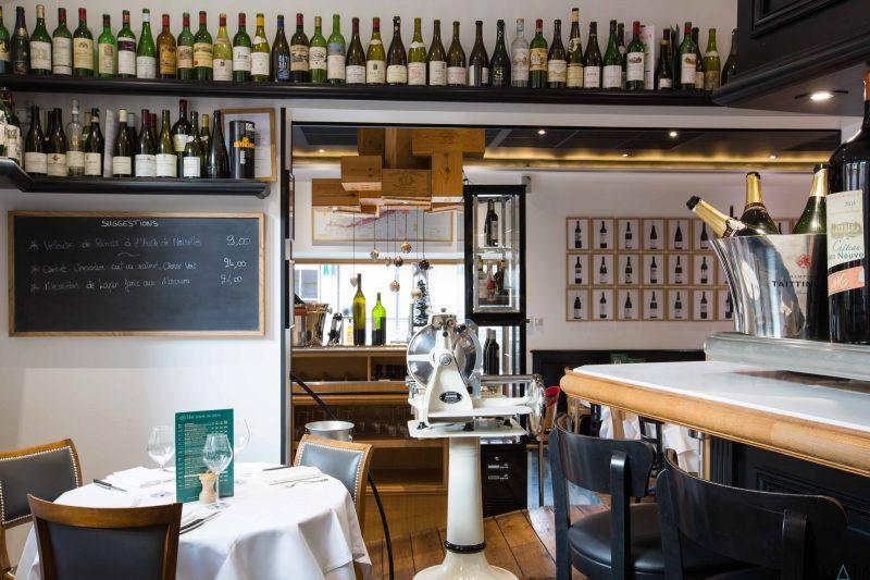 Restaurant Bistrot La Cave vous accueille des cours de cuisine