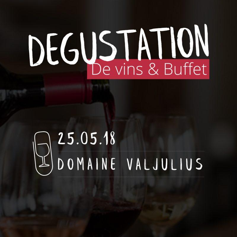soirée dégustation vins