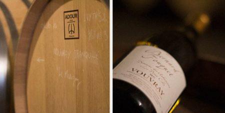 soirée dégustation vin de loire