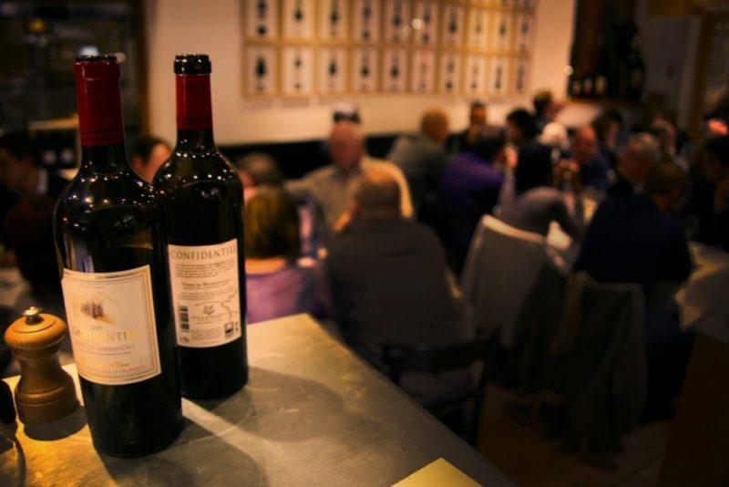 meeting restaurant wine teambuilding