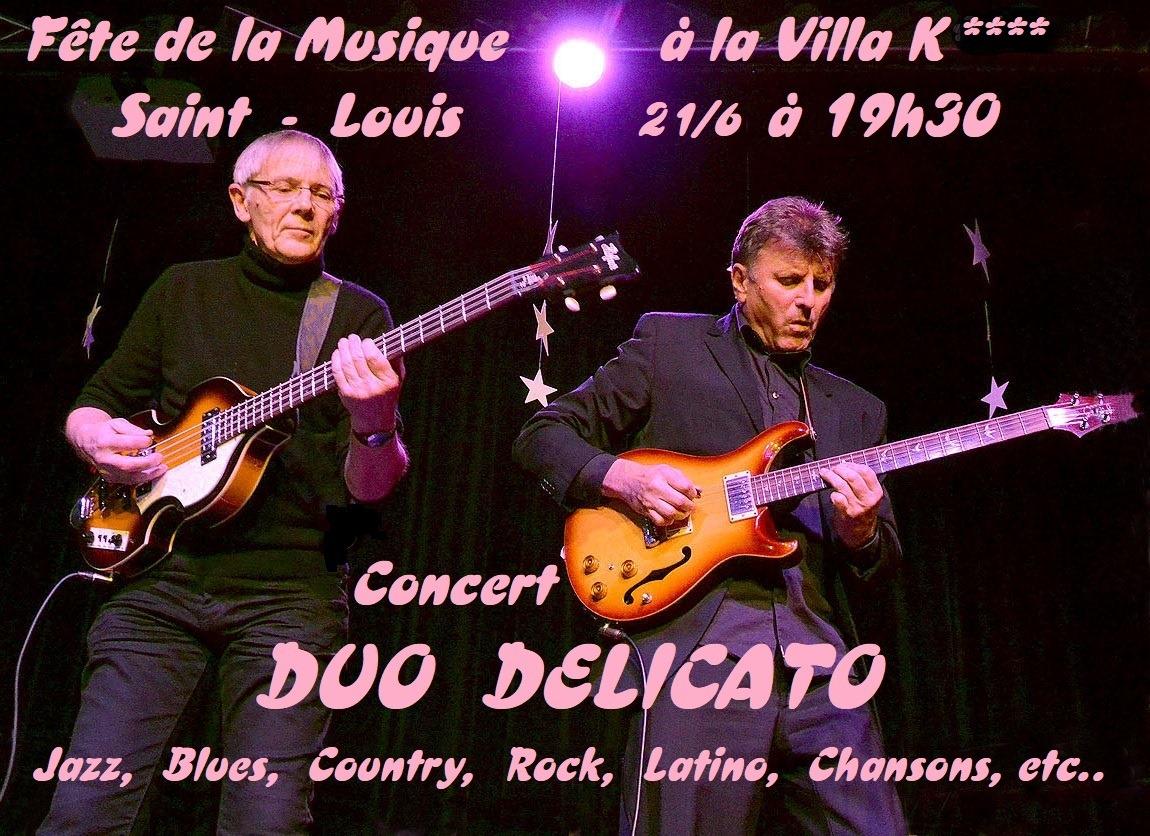 duo delicato fete musique villa k