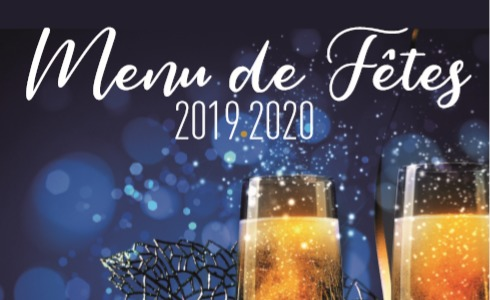 menu fetes noel nouvel an